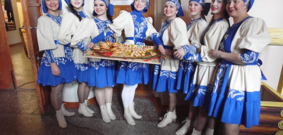 Танцевальный коллектив «Раздолье»