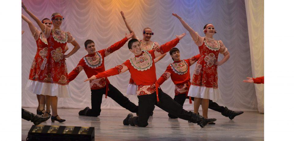 Заслуженный коллектив народного творчества Челябинской области  Муниципальный ансамбль танца «Зарево».