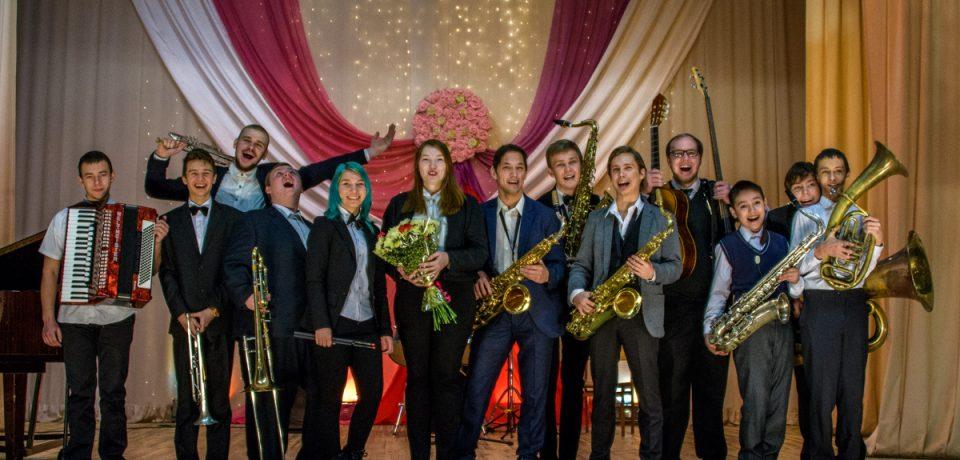 Оркестр духовых и ударных инструментов «Ритм»