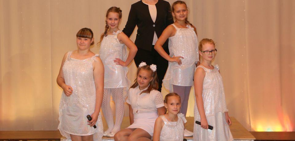 Детский вокальный ансамбль эстрадной песни «Веснушки»