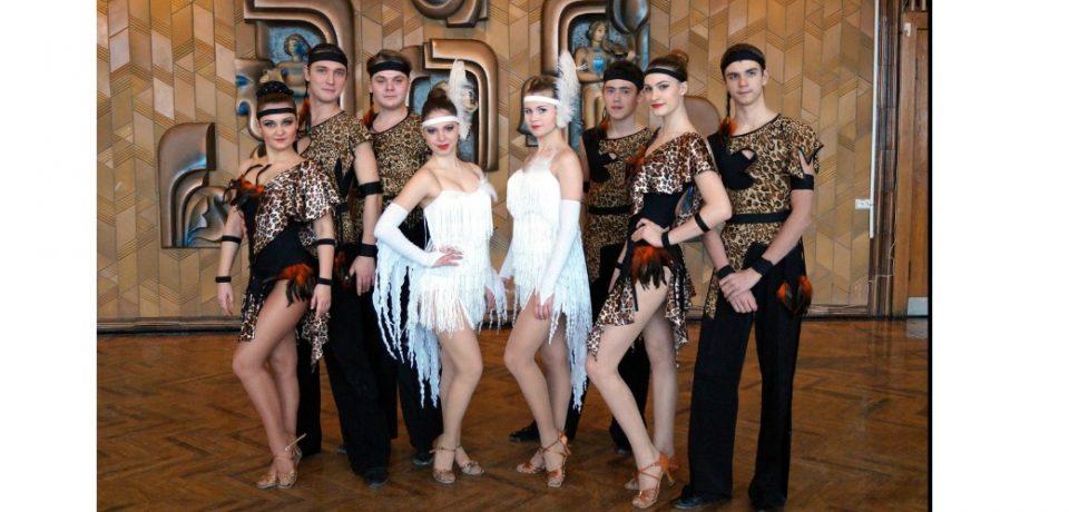 Народный коллектив самодеятельного творчества Челябинской области  Ансамбль бального танца «Золушка»
