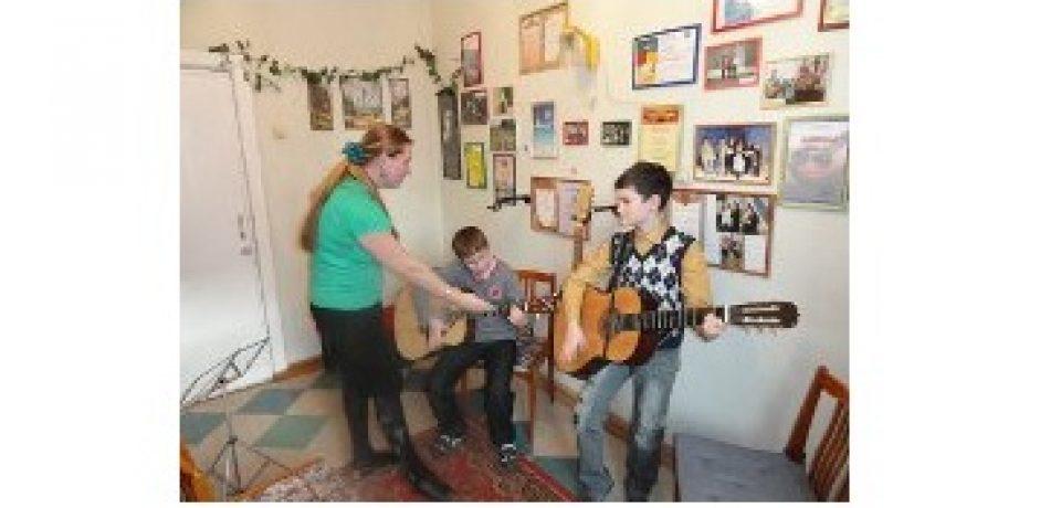 Коллектив авторской песни «Островок»