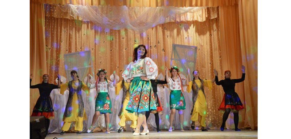 Отчетный концерт детских творческих коллективов ДК «Энергетик» «Созвездие талантов».