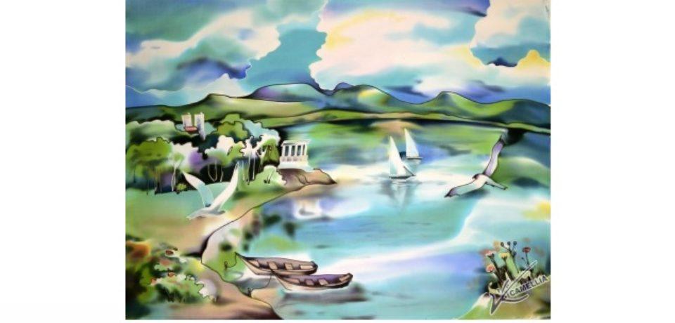 Выставка картин фирмы «Камелия»