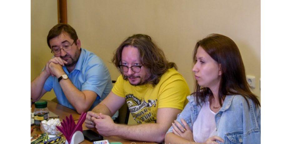 Озерчане участвуют в съемке популярного музыкального проекта