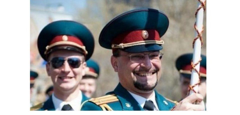 Концерт оркестра штаба Уральского округа войск Национальной гвардии РФ