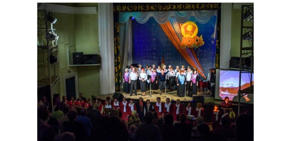 Юбилею Всесоюзного ленинского коммунистического союза молодежи посвящается…