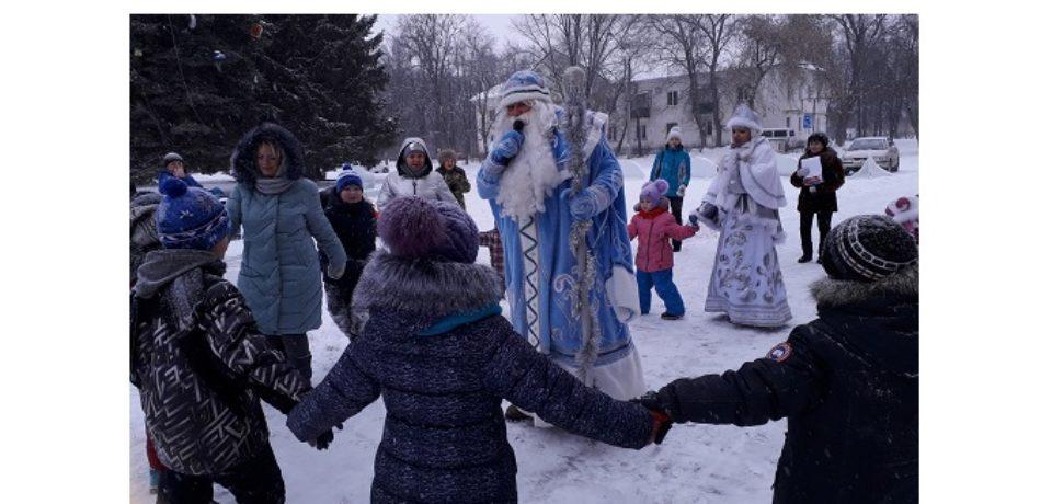 «Дед Мороз и все, все, все….»